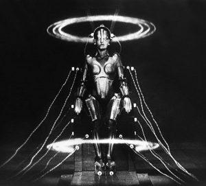 robot in metropolis--fritz-lang